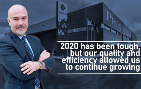 2020 a historic & hard year