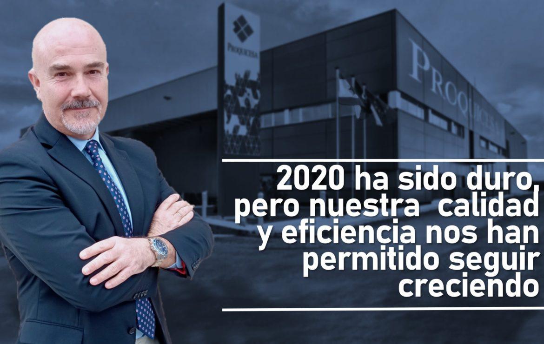 2020 un año histórico y duro