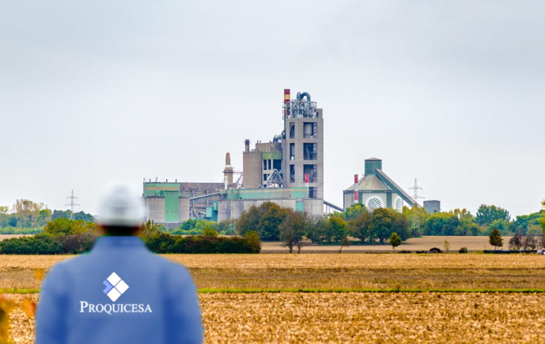 Aditor CR-6 la opción económica y eficaz para para el cemento europeo