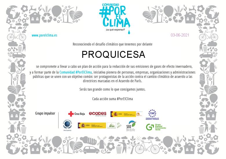 Comprometidos #PorElClima